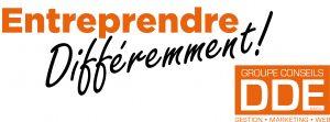 logo Entreprendre Différemment numéro 2