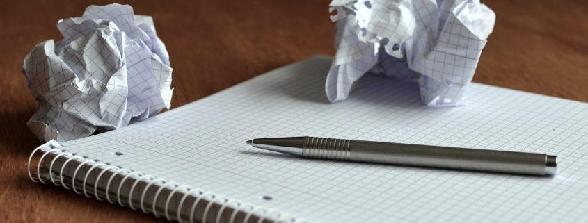 écrire articles