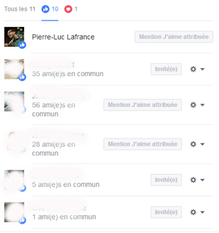 Concours Facebook 2